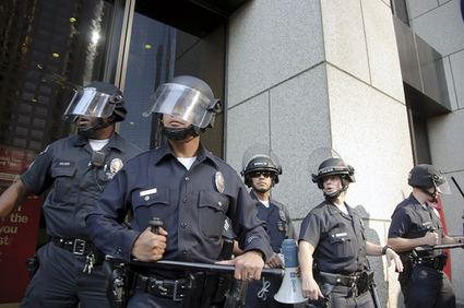 How Our Massive Homeland Security Apparatus Does the Bidding of the Big Banks | Deliberating Violent Revolution | Scoop.it
