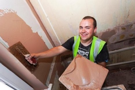 Ex-offenders empty homes scheme saves £millions » Housing » 24dash.com | Empty Homes | Scoop.it