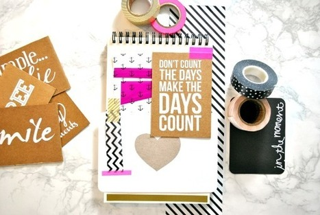 Développement personnel : calendrier de l'avent gratuit à télécharger ! | décoration & déco | Scoop.it