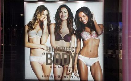 Petition Calls for Victoria's Secret to Pull 'Perfect Body' Ads   Today's Show Prep   Scoop.it