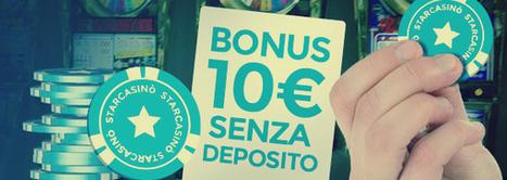 10€ BONUS SENZA DEPOSITO - Registrati e gioca gratis! | Online Slots | Scoop.it