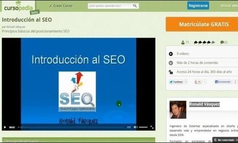 Introducción al SEO, curso gratuito en español sobre posicionamiento web   Comunicacion Dayseo   Scoop.it