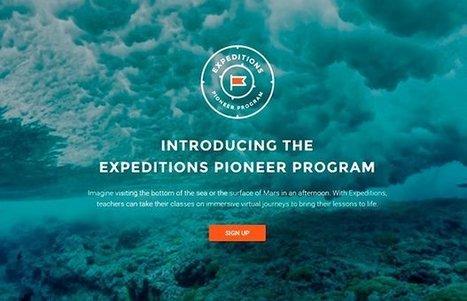 Google lanza programa de excursiones virtuales para escuelas - Forbes México | Contenidos educativos digitales | Scoop.it