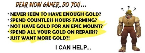 Hayden's World Of Warcraft Secret Gold Guide Testimonial. Gold tricks exposed | Branding yourself | Scoop.it