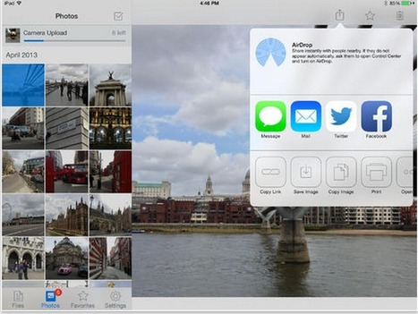 The 5 Best Cloud Storage Apps for Teachers and Students | iPad & Literacy | Scoop.it