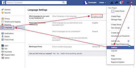 Intelligence Search, une puissante extension Chrome pour rechercher dans #Facebook | pressagrun | Scoop.it