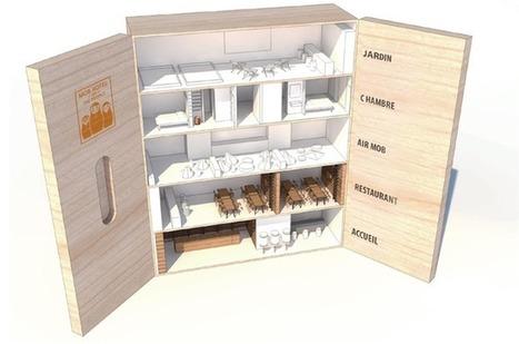 MOB Hotel, le nouveau concept de Cyril Aouizerate aux Puces de St-Ouen | RETAILex : Nouveaux concepts et nouvelles tendances On & Offline | Scoop.it