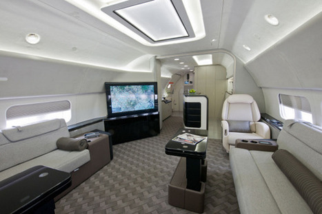 Boeing's new business jet is fit for a king - Travel Tech | Everything from Social Media to F1 to Photography to Anything Interesting | Scoop.it