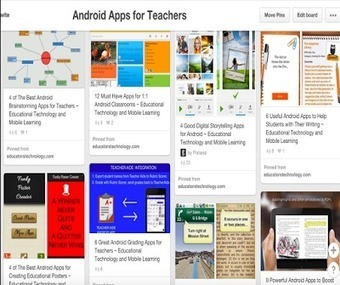 Some of The Best Educational Android Apps for Teachers ~ Educational Technology and Mobile Learning | Sheila's Edtech | Scoop.it