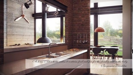 A house is not a hom | Quotes on Design | Scoop.it