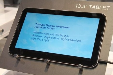 This Week in Tablets: 8 Faulty assumptions about today's tablet market | mlearn | Scoop.it