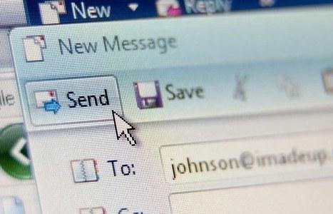 La règle des trois emails : pour ne plus crouler sous les messages   usages du numérique   Scoop.it