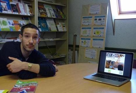 David Serrano, étudiant en aménagement du territoire, conçoit un guide numérique pour les nouveaux arrivants   Élèves et anciens du Cnam   Scoop.it