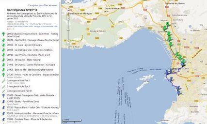 Collectif Vélos en Ville - J -10 avant la fête d'ouverture de Marseille-Provence 2013, Capitale européenne de la culture ! | Balades, randonnées, activités de pleine nature | Scoop.it