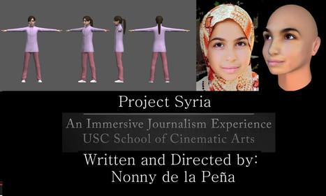 La Syrie comme si vous y étiez: faire du journalisme avec la réalité virtuelle | DocPresseESJ | Scoop.it