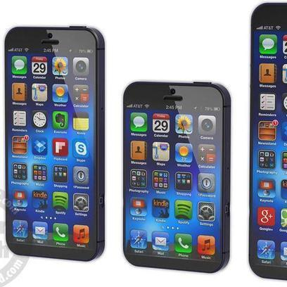 Could Apple's iPhone Mini and Phablet Look Like This? | Actualité digimobile | Scoop.it