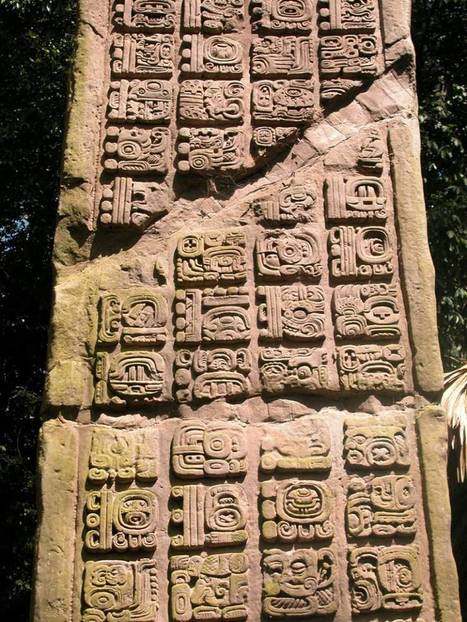 Secrets deciphered as ancient Maya script meets the modern Internet | Maya Archaeology | Scoop.it