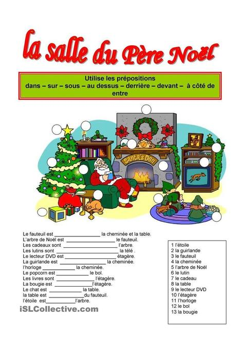 La salle du père Noël | French | Scoop.it