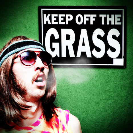 Keep Off The Grass | Ecigwizard Vaping Lounge | Scoop.it