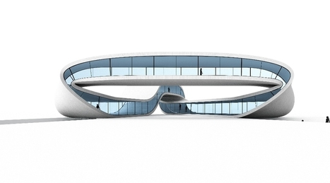 Un architecte veut construire un bâtiment d'un seul trait avec une imprimante 3D | Architectes | Scoop.it