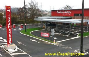 Poids du Drive %PGC+FLS : de 12% chez Auchan à 2% chez Carrefour | Donnez du Sens à vos commerces ! | Scoop.it