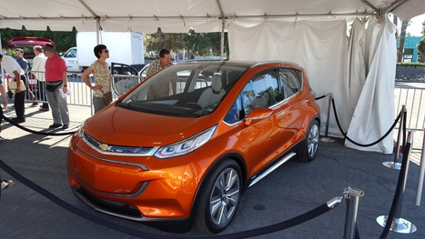 Chevy Bolt Pre-Order & Launch Timing Delayed (CleanTechnica Exclusive) | Technology and the Environment | Scoop.it