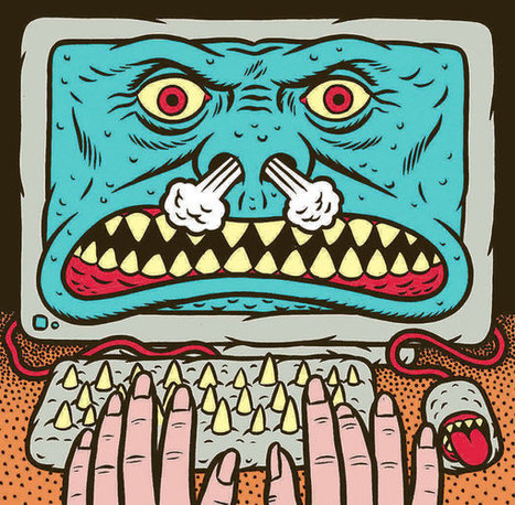 Dealing With Digital Cruelty | Transmedia: Storytelling for the Digital Age | Scoop.it