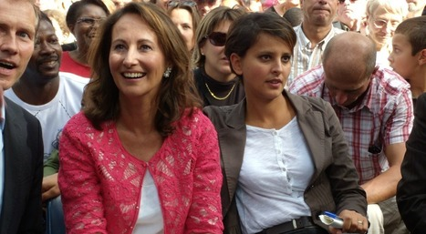 Les cartes de la parité hommes-femmes en politique française ... | Leadership au féminin | Scoop.it