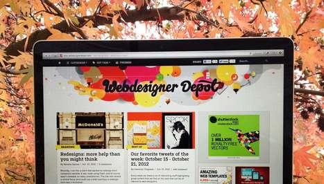 WebdesignerDepot redesigned | Responsive design & mobile first | Scoop.it