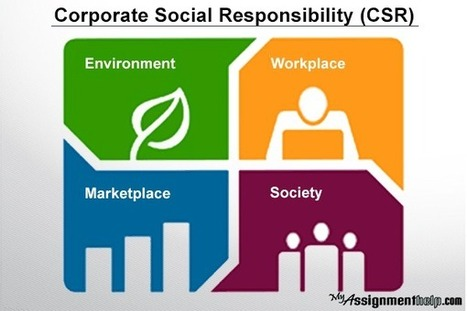 Corporate Social Responsibility: Its Advantages and Disadvantages | My Assignment Help Info : Review and Subjects | Scoop.it