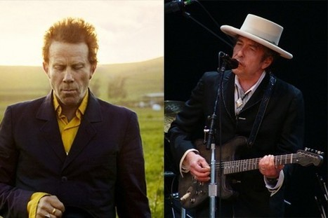 De Tom Waits à Mick Jagger, les réactions de musiciens au Nobel de Bob Dylan - Les Inrocks | Bruce Springsteen | Scoop.it