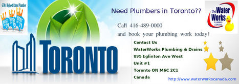 Toronto sewer line repair Services | Sewer and Drain Service in Toronto | Scoop.it