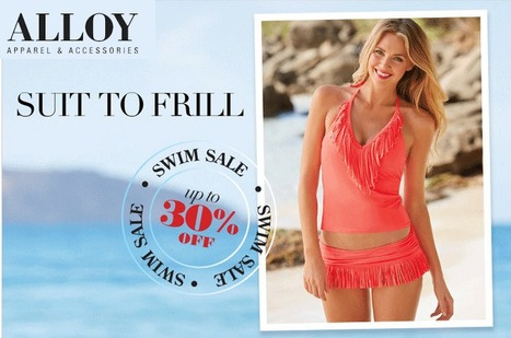 alloy coupon codes | fashion | Scoop.it