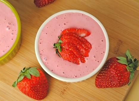 Strawberry Soup ~ Souper #SundaySupper! | Juanita's Cocina | Food for Foodies | Scoop.it