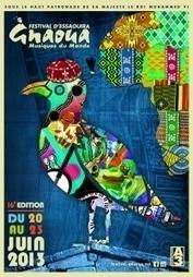 Maroc : Festival Gnaoua, musiques du Monde d'Essaouira (juin 2013)   Actualités Afrique   Scoop.it