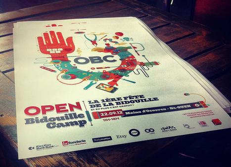 Open Bidouille Camp : la foire populaire de la bidouille | Knowtex Blog | Pédagogie hacker | Scoop.it