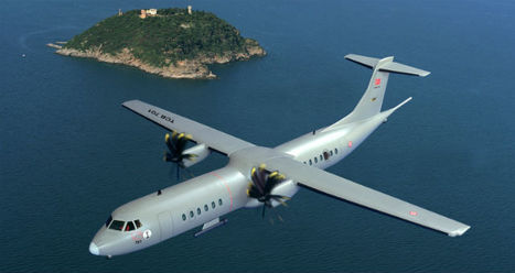 ATR 72-600 TMPA: the new generation maritime patrol asset for the Turkish Navy | Aerospace Information | Scoop.it