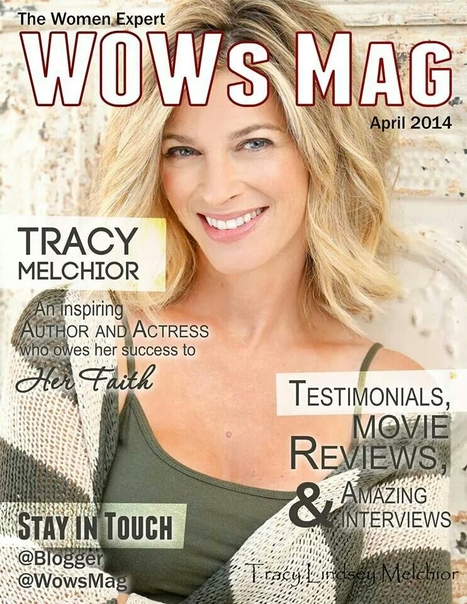 Tracy Melchior | Women Officially Welcome TV | Scoop.it