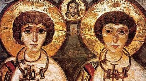 Bodas de semejanza: matrimonios gays en la Edad Media | Mujer En La Época Medieval | Scoop.it