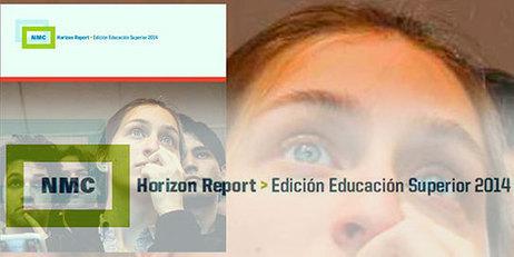 Horizon Report Edición Educación Superior 2014 en castellano | Investigación en educación matemática | Scoop.it