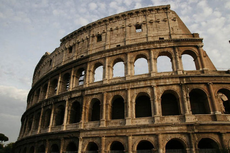 Colisée de Rome | Groupe de latinistes : Recherches | Scoop.it