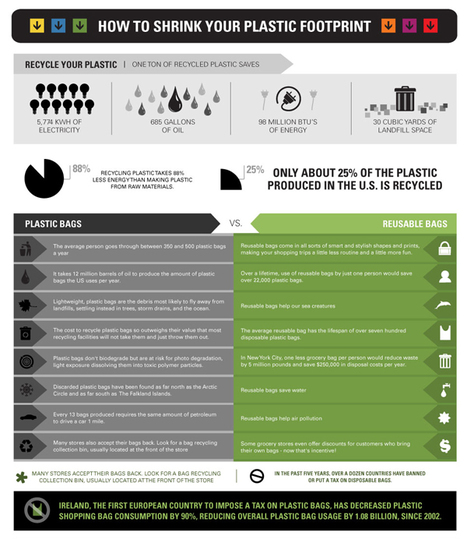 The Truth About Plastic | green infographics | Scoop.it