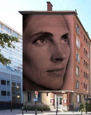 Street Art : Les NOUVELLES fresques du XIIIème, le prolongement du parcours parisien d'art urbain, Street Art 13 | Paris la douce | actions de concertation citoyenne | Scoop.it
