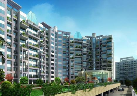 Downtown Beryl - 3 BHK Flats in Kharadi Pune | Kolte Patil | Scoop.it