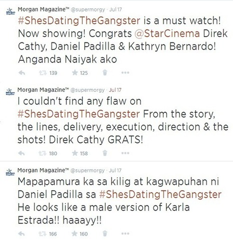 She's Dating The Gangster #ShesDatingTheGangster ~ Morgan Magazine | Celebrity | Scoop.it