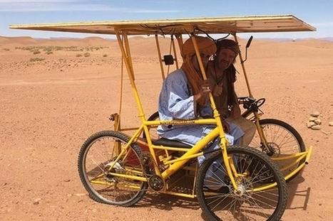 Solar E-Cycles : des véhicules à énergie solaire pour les zones rurales marocaines | EFFICYCLE | Scoop.it