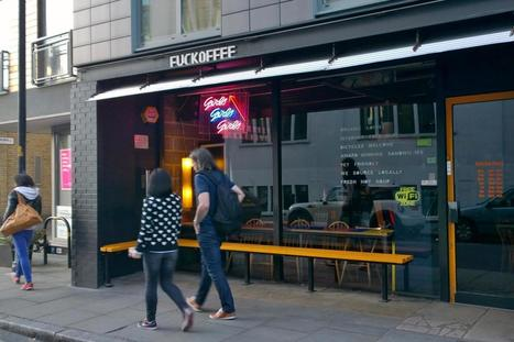 Bermondsey coffee shop ordered to take down this 'offensive' sign | Quite Interesting News | Scoop.it