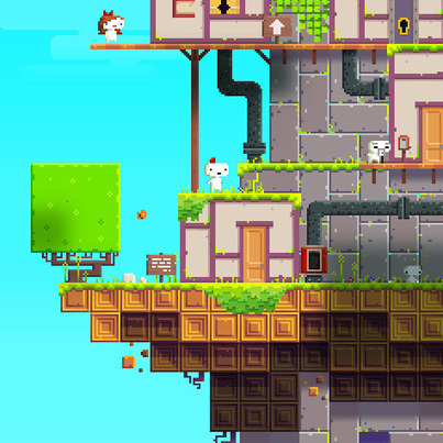 """From 'Slender"""" to """"Fez,"""" The Top 10 Indie Games of 2012 - Indie Wire 