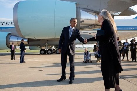 President Obama & Marilynne Robinson: A Conversation—II | Brain Candy | Scoop.it