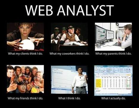 Web Analyst | What I really do | Scoop.it